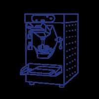 Gelato Machines & Displays